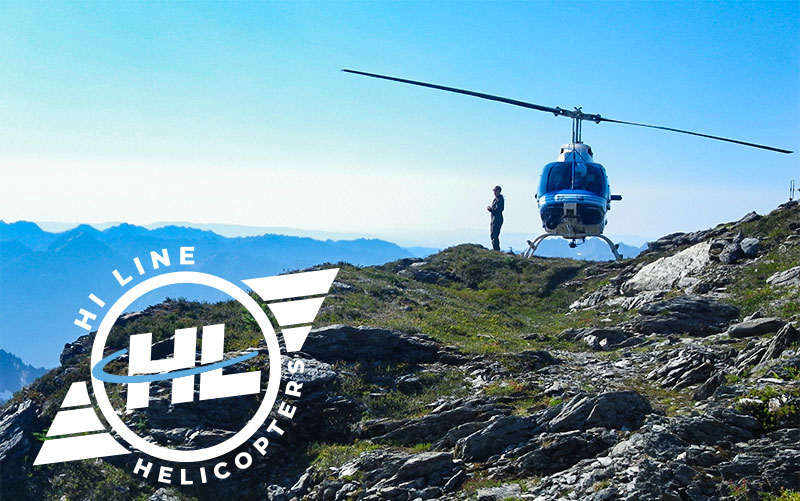 Fly with us – Hi Line Helicopters